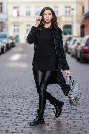 Fata Hasanovic Street Style In Berlin