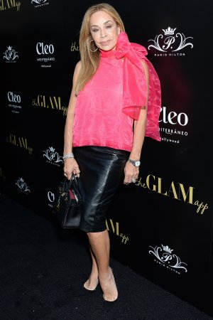 Faye Resnick attends The Glam App Launch Event