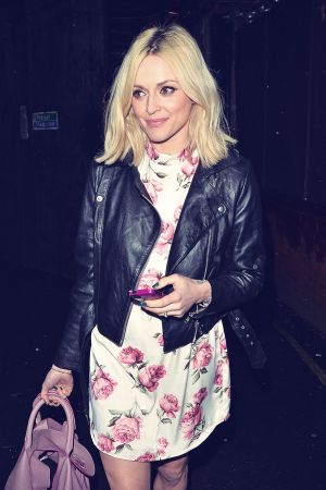 Fearne Cotton at Riverside studios in London