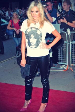 Fearne Cotton attends GQ Men Of The Year Awards