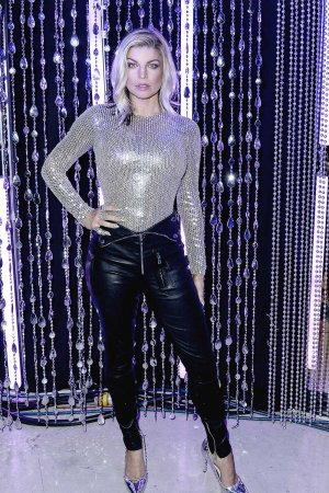 Fergie hosts Dick Clark's New Year's Rockin' Eve
