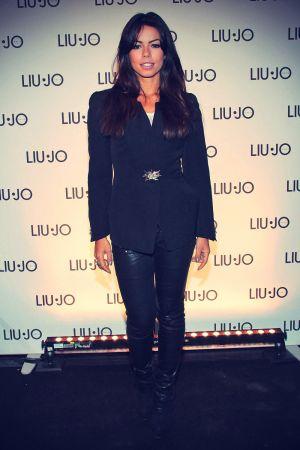 Fernanda Brandao attends LIU JO Store-Opening