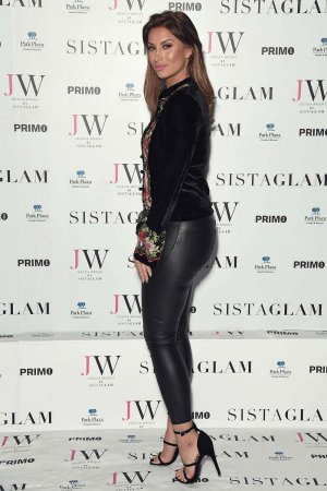 Ferne McCann at Jessica Wright's Sistaglam launch party