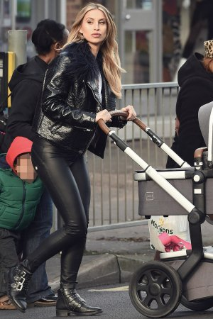 Ferne McCann out & about in Essex