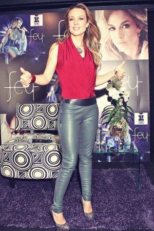 Fey Fey in Mexico City