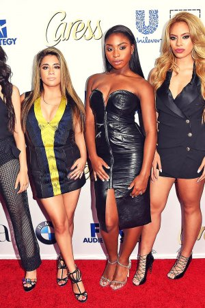 Fifth Harmony at Latina Hot List Party