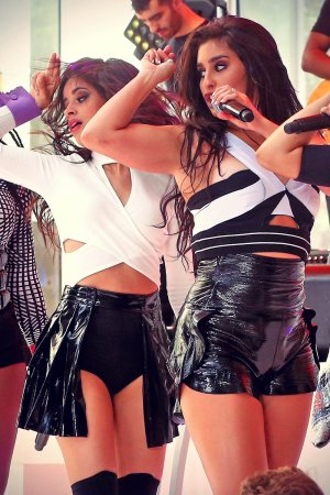 Fifth Harmony performed on NBC's Today
