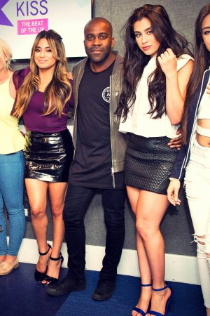 Fifth Harmony visit The KISS FM Breakfast show