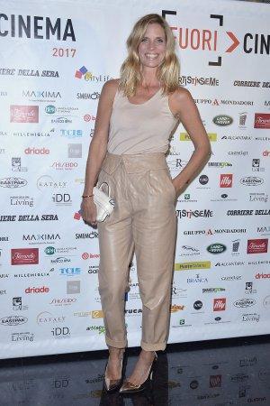 "Filippa Lagerback attends Dinner Gala ""Fuori Cinema"""