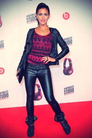 Fiona Erdmann attends Beats by Dr Dre IFA Party