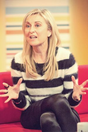 Fiona Phillips at Daybreak