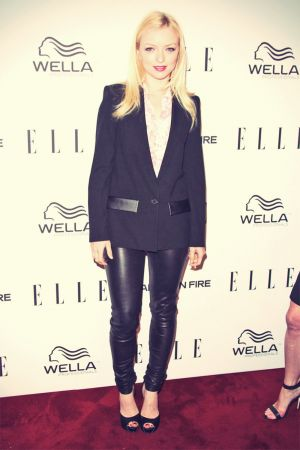 Francesca Eastwood attends the ELLE's Women in Television Celebration