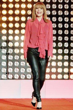 Francine Jordi attends Verstehen Sie Spas