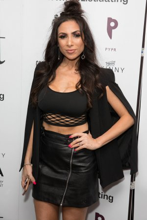 Francine Lewis attends The List Dating App Launch Party