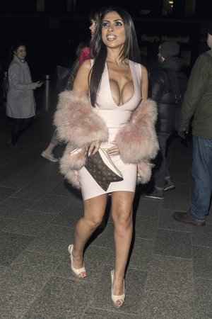 Francine Lewis seen at OK Magazine's 25th Anniversary Party