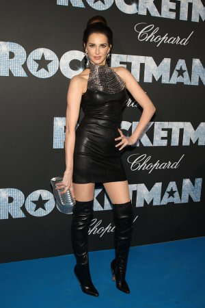 Frederique Bel attends Rocketman Party