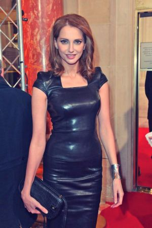 Frederique Bel attends the ceremony of Caesar