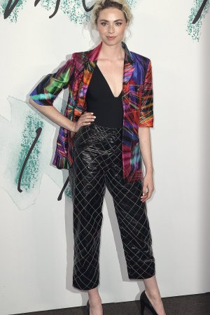 Freya Mavor attends The Summer Party 2017 Presented by the Serpentine
