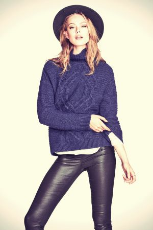 Frida Gustavsson for H&M Style Book 2013