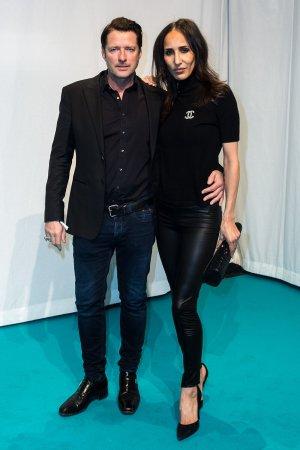 Friederike Dirscherlseen attending Vigour Vogue Launch