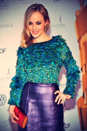 Friederike Kempter attends German Film Awards 2013