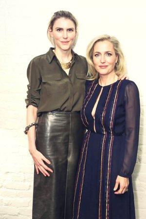 Gabriela Hearst attends Dinner in Celebration of Gillian Anderson
