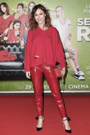 Gabriella Pession attends Se son rose film premiere