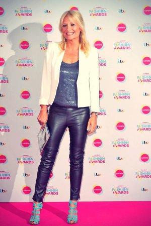 Gaby Roslin attends Lorraine High Street Fashion