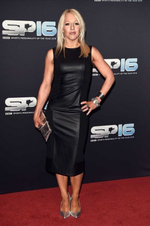 Gail Emms attends BBC Sports Personality Of The Year
