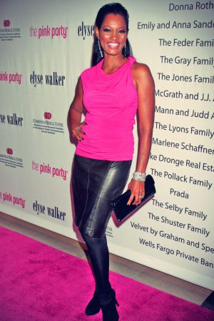 Garcelle Beauvais-Nilon at the 5th annual Pink Party in Santa Monica