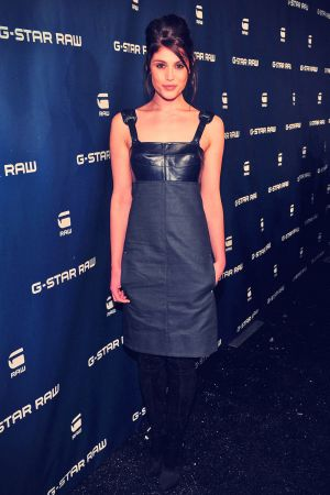 Gemma Arterton attends G-Star Raw Fall Fashion Show