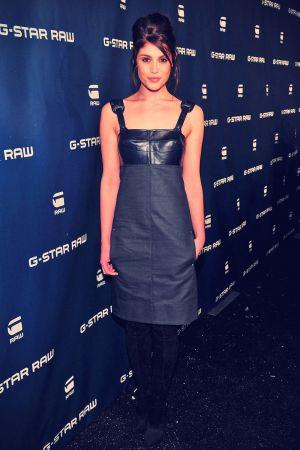 Gemma Arterton attends G-Star Raw Fall Fashion Show