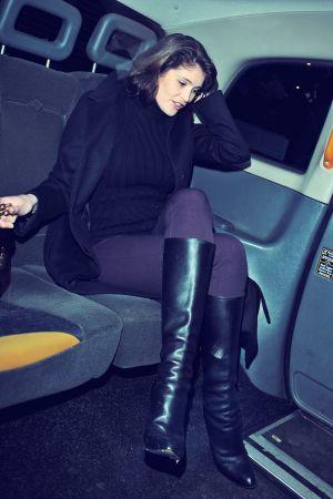 Gemma Arterton attends I Can't Sing! The X Factor Musical