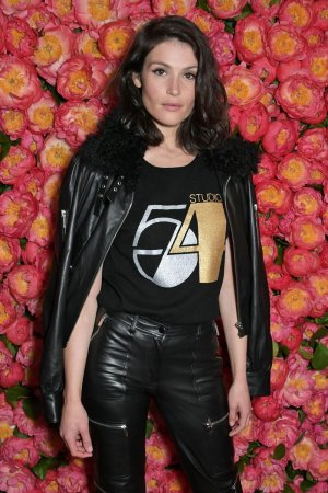 Gemma Arterton attends Michael Kors Dinner Party