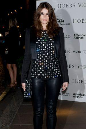 Gemma Arterton The 57th Evening Standard Theatre Awards
