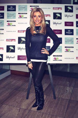Gemma Merna attends Patsy Kensit Book Promo