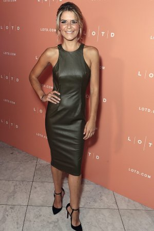Gemma Oaten attends LOTD Launch Party