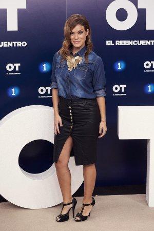 Geno Machado attends 'OT 1 El Reencuentro' televison talent show