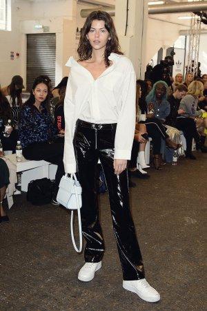 Georgia Fowler at Adidas Streets EQT show