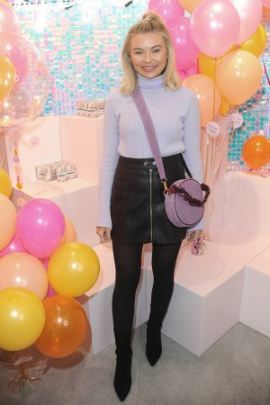 Georgia Toffolo attends Skinnydip London x Tangle Teezer party