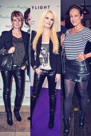German celebs attend the Stylight Fashion Blogger Awards