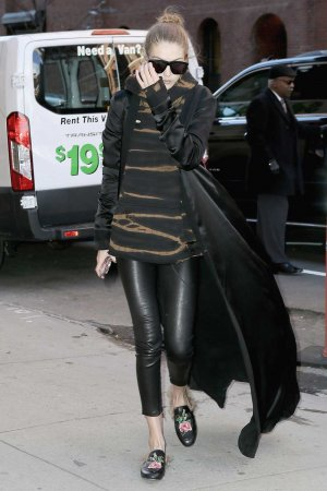 Gigi Hadid out & about in New York