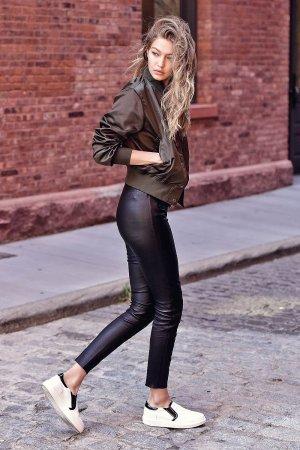 Gigi Hadid seen out in Manhattan