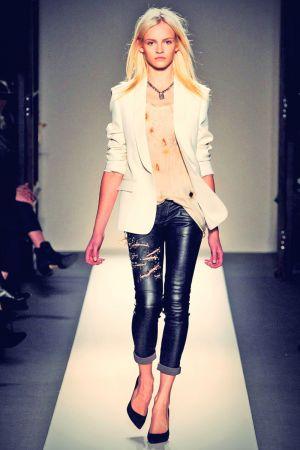 Ginta Lapina leather mix
