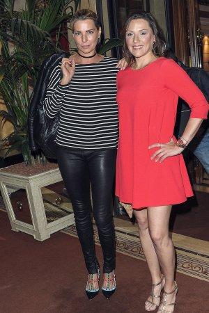 Giulia Siegel attends Premiere der Amazon Serie I love Dick