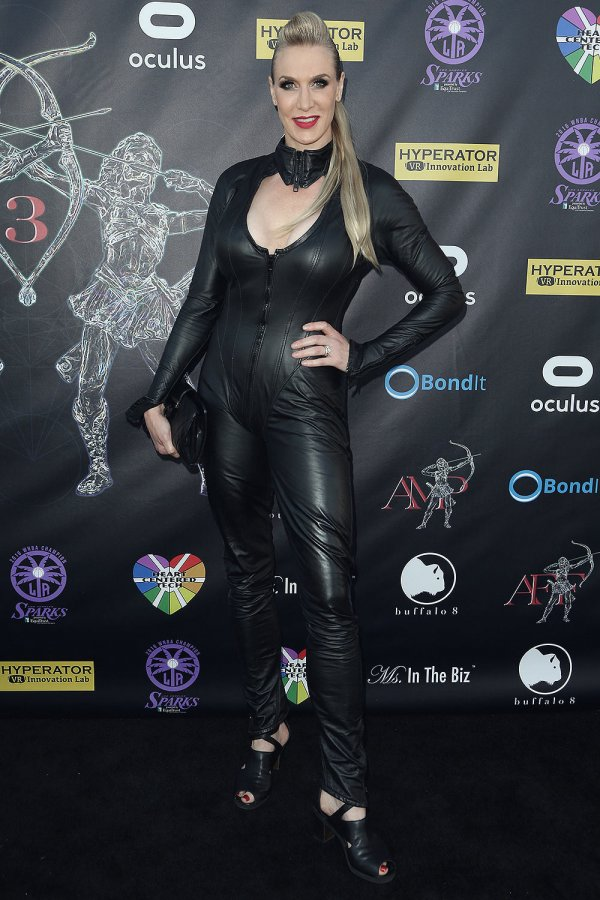 Goddess Severa attends Artemis Women in Action Film Festival