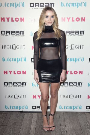 Greer Grammer attends NYLON's It Girl Party