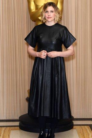 Greta Gerwig attends AMPAS New Members Event