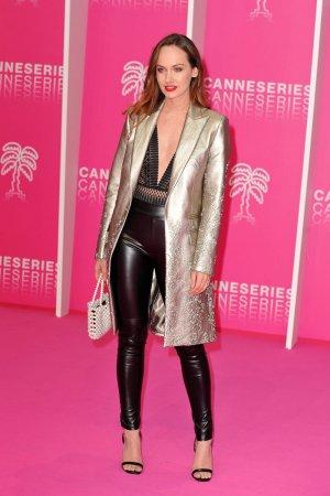 Ophélie Duvillard attends Day 2 of the 2nd Canneseries International Series Festival