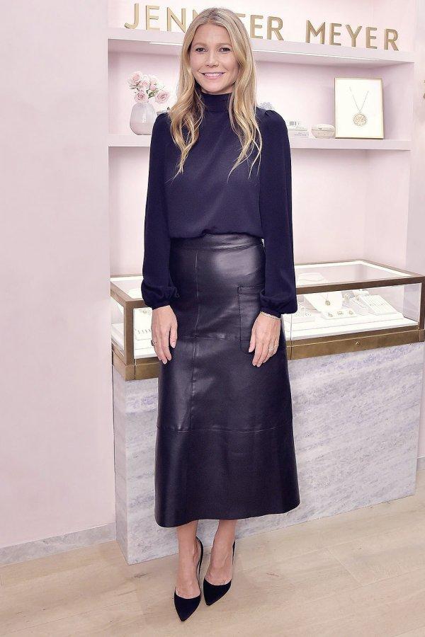 Gwyneth Paltrow attends Jennifer Meyer Celebrates First Store Opening